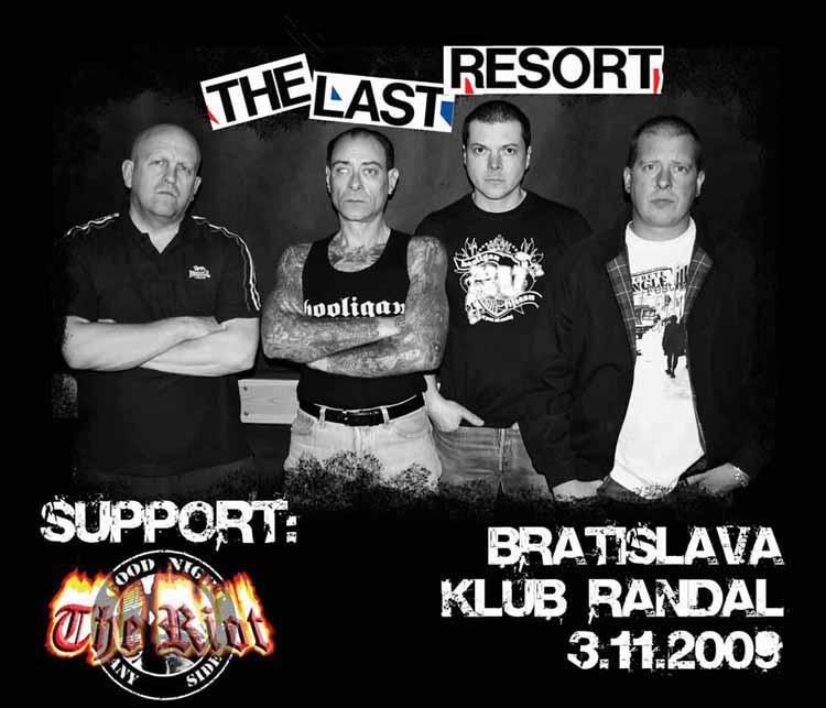 last resort 2009